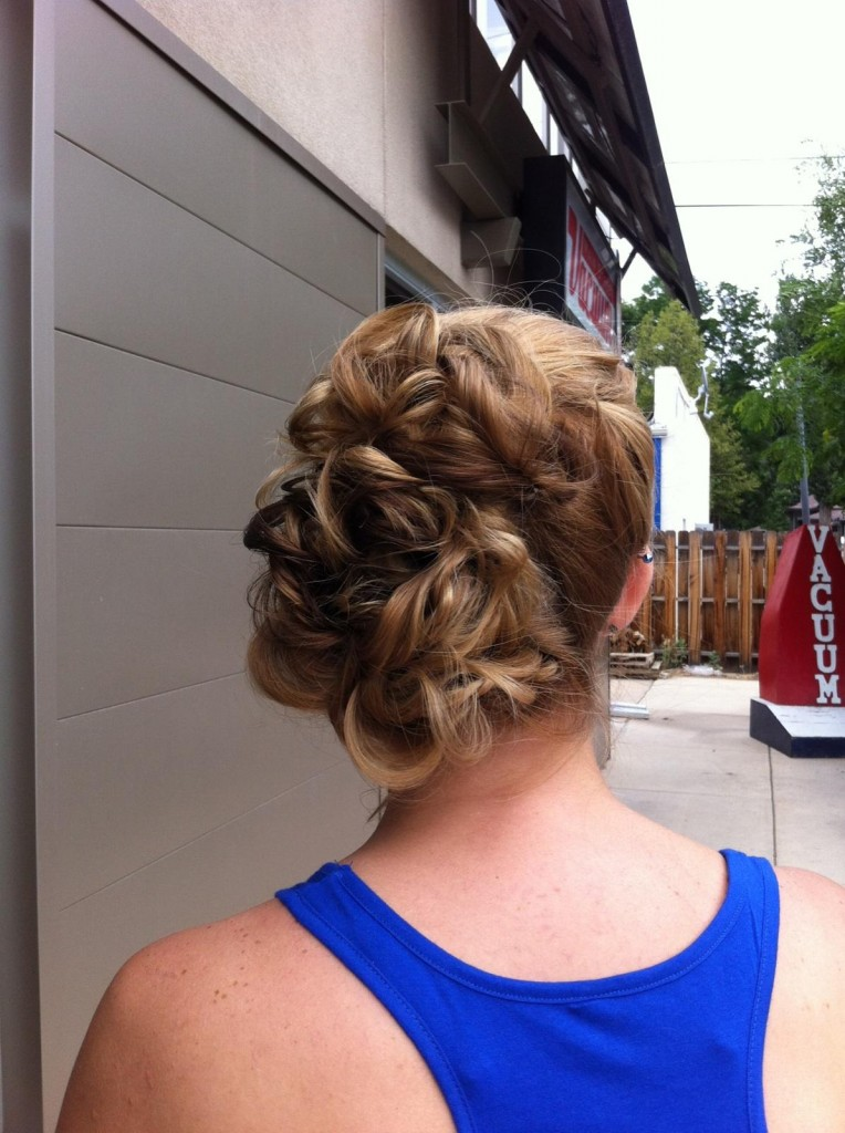 Write about hairstyles, nail design, and health issue for woman